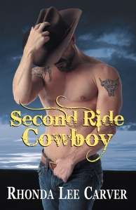 Second Ride Cowboy -  eBook Cover (2)